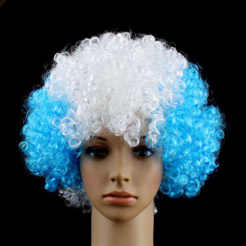2018 football World Cup Country football fan wig football fun wig - 1 ARGENTINA
