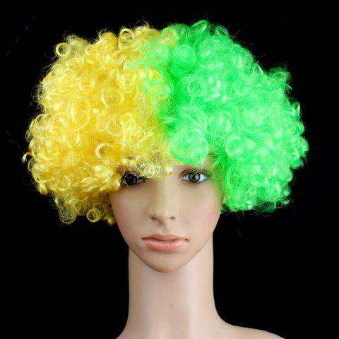 2018 football World Cup Country football fan wig football fun wig - 4 BRAZIL