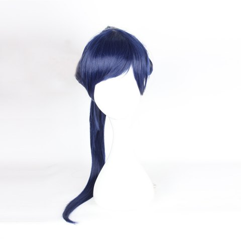 (Overwatch Widowmaker)  Cosplay Wig - BLUE WHALE 22INCH