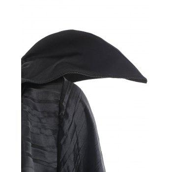 Maleficent Costumes Adlut Sexy Black Halloween Costumes - BLACK L