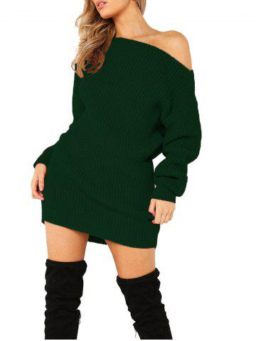 1c2f8591f94 Women s Dew Shoulder Long Sleeve Bodycon Dress