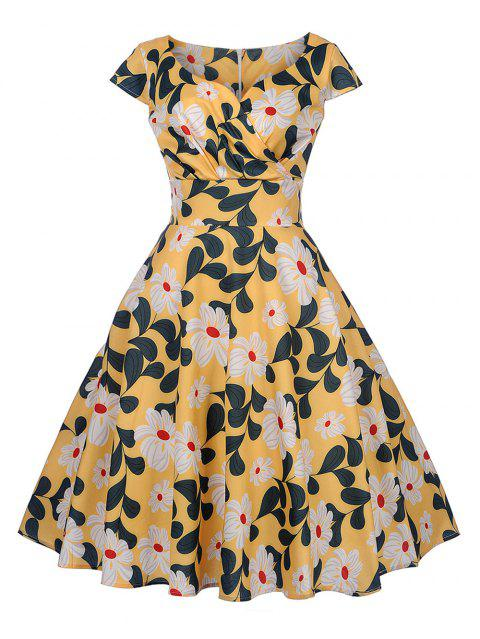 097f20c30e88 New Women's Vintage 50s 60s Retro Rockabilly Pinup Housewife Party Swing  Dress
