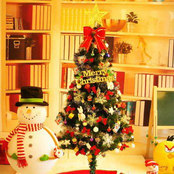 MCYH 1PC150CM Luxury Hotel Decorated Christmas Tree Decorative Ornament - COLORMIX COLORMIX