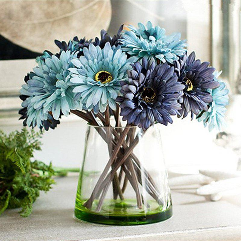 2018 XM1 7 Branch Color Assortment Blue-Colored Items African Daisy ...