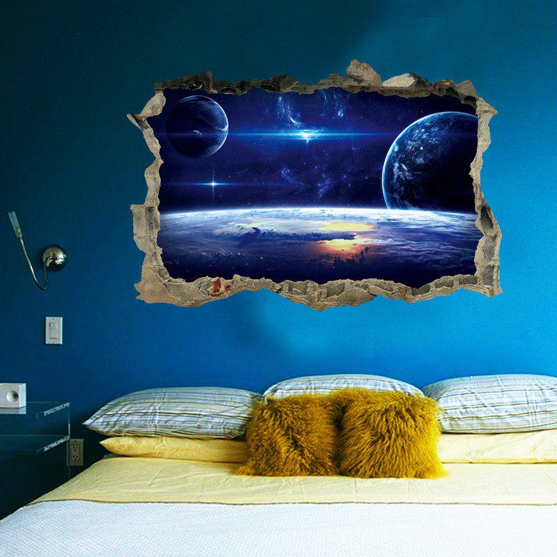 Home Decoration Starry Sky Removable Wall Stickers for Wall Decor halloween decoration horror witch removable wall stickers for wall decor