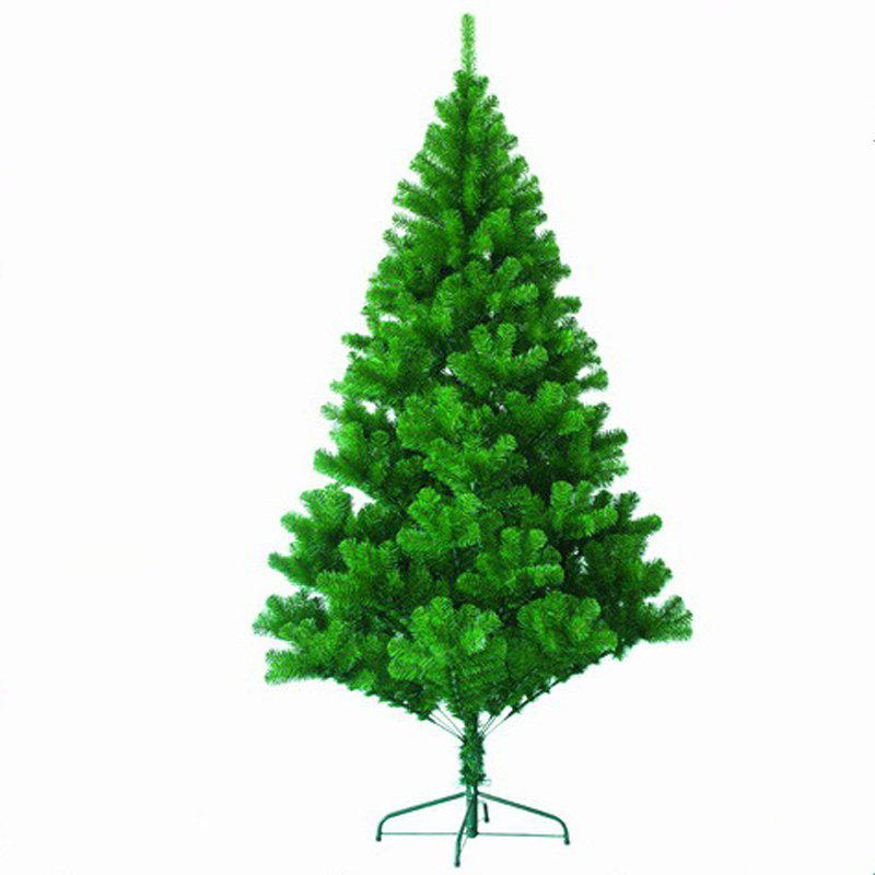 MCYH 1PC Grade Encryption 1.5 M  Full Of Pine Needles Tree Decorated Christmas - FERN