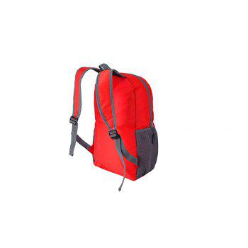 Foldable Hiking Backpack Travel Daypack Schoolbag Running Camping Fishing Bag - AMERICAN BEAUTY