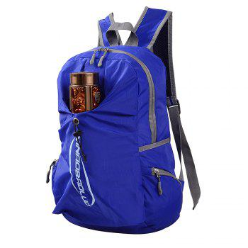 20L Most Durable Packable Lightweight Travel Hiking Backpack Daypack -  BLUE