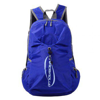 20L Most Durable Packable Lightweight Travel Hiking Backpack Daypack - BLUE BLUE