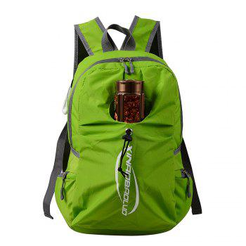 20L Most Durable Packable Lightweight Travel Hiking Backpack Daypack -  GREEN