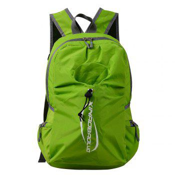 20L Most Durable Packable Lightweight Travel Hiking Backpack Daypack - GREEN GREEN