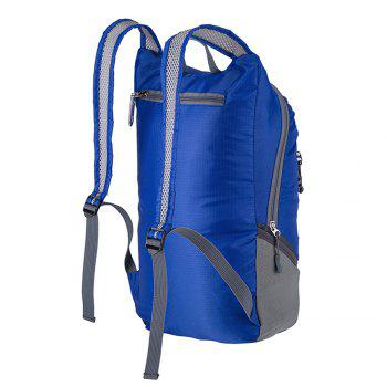 Ultra Lightweight Outdoor Hiking Backpack 20L for Travel Champing Hiking School Sports -  BLUE