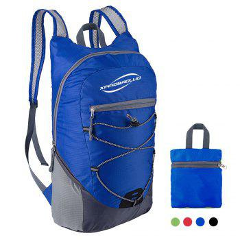 Ultra Lightweight Outdoor Hiking Backpack 20L for Travel Champing Hiking School Sports - BLUE BLUE