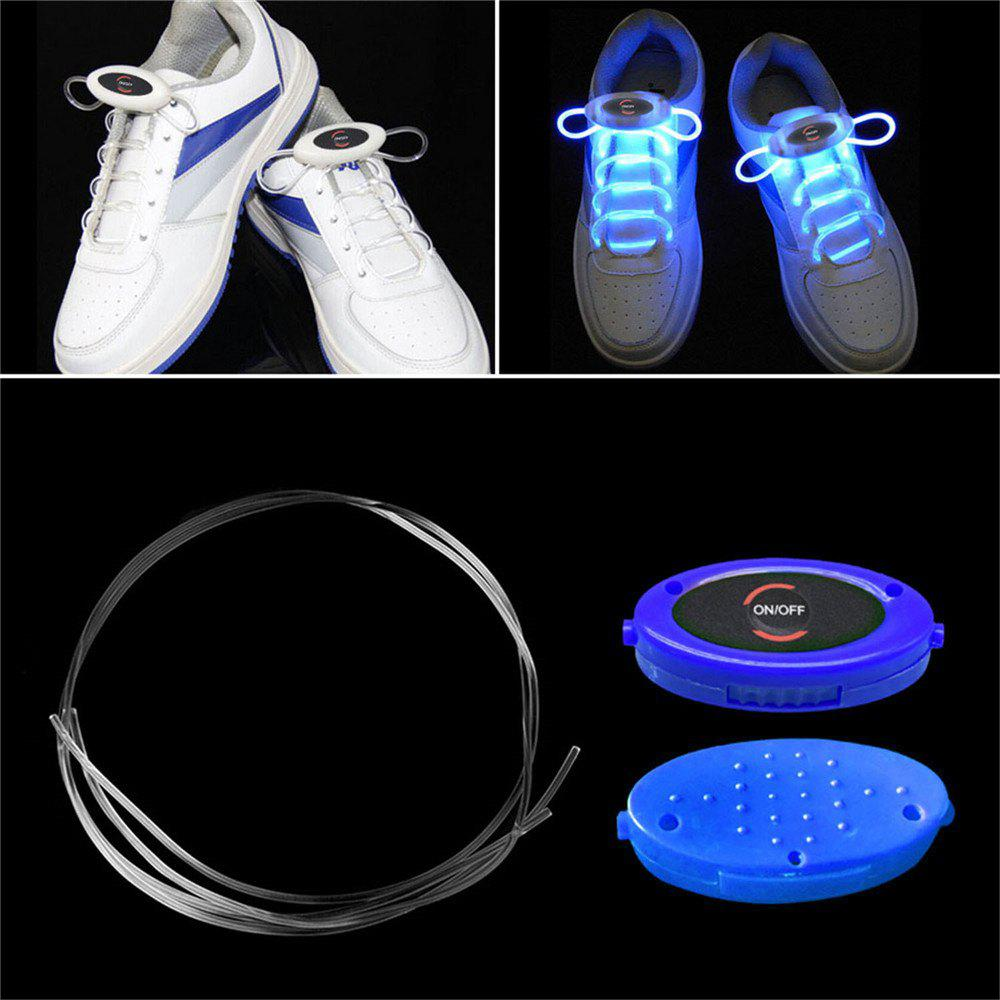 YWXLight Up LED Shoelaces Fashion Flash Disco Party Glowing Neon Shoelace от Dresslily.com INT
