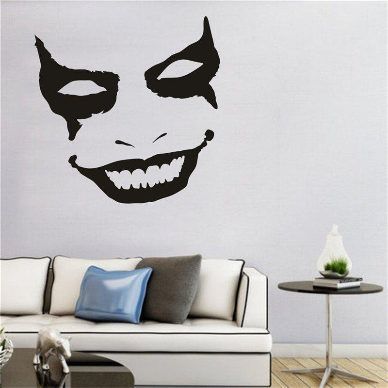 2018 d coration de d coration halloween d coration murale for Decoration murale halloween