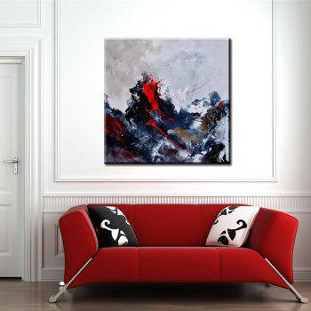 Yhhp Abstract Hand Painted Decoration Canvas Oil Painting