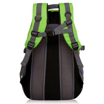 FengTu 40L Hiking Backpacks Soft Pack Climbing Outdoor Bags for Men And Women Sports Bag Camping -  GREEN