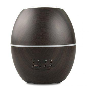 New Arrive Home Use Aroma Therapy Ultrasonic Oil Diffuser - BROWN BROWN