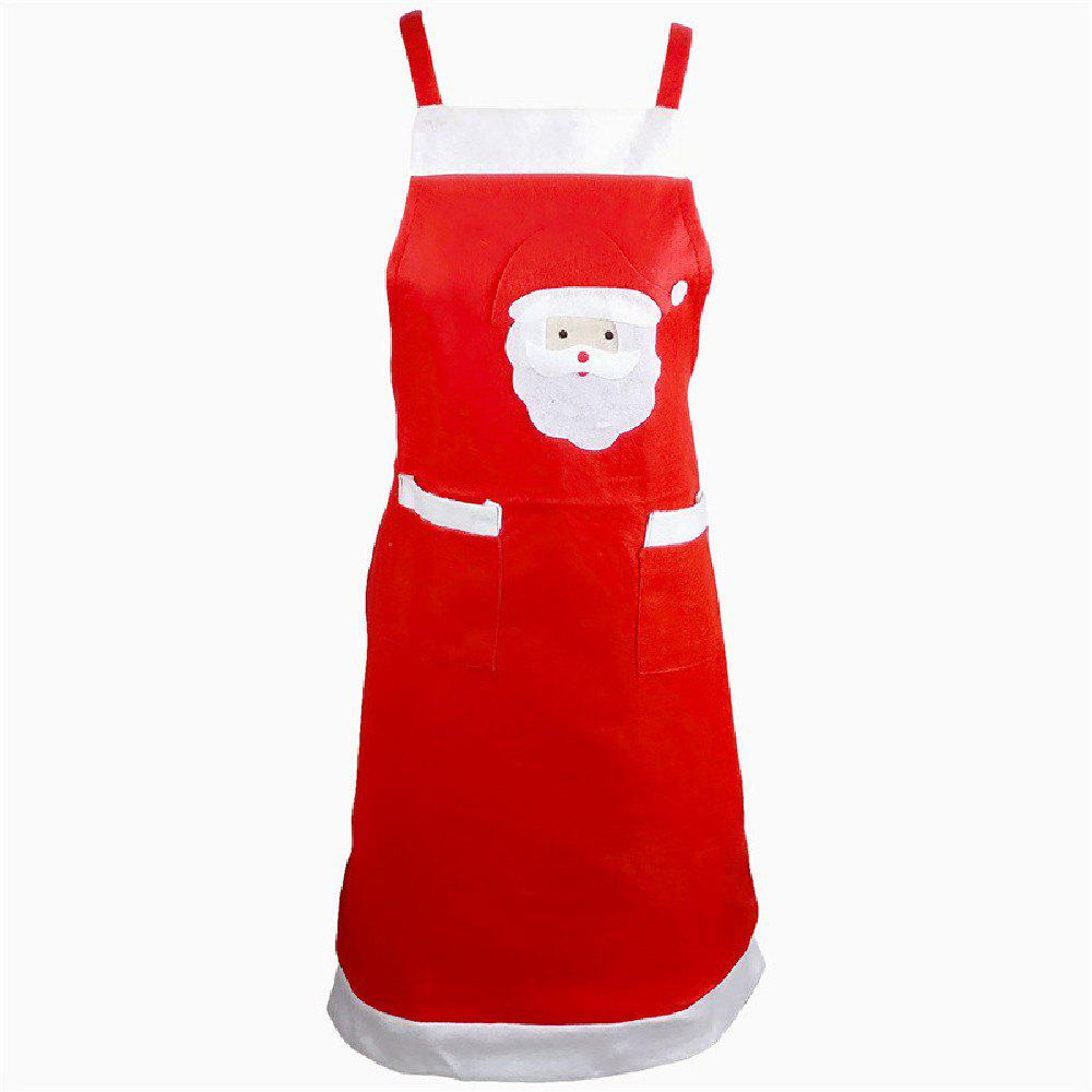 Yeduo Santa Claus Apron Christmas Ornament yeduo woman sexy apron new year christmas decorations