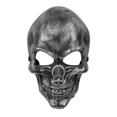 MYCH Wl164 New Skeleton Mask - SILVER