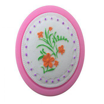 Aya Flower of Grass Cake Molds - PINK PINK