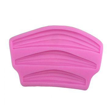 Aya Ribbon Lace Cake Molds for Baking -  PINK
