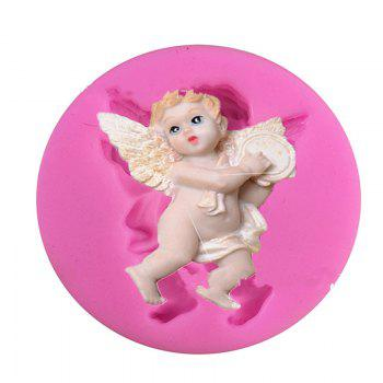 Aya Angel Wings Cake Molds for Baking - PINK PINK