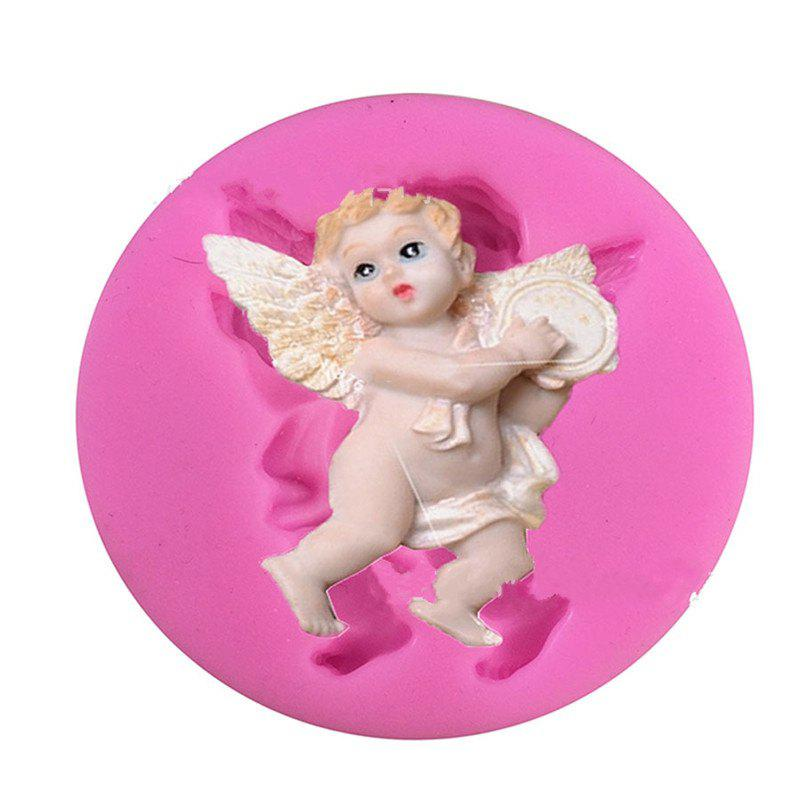 Aya Angel Wings Cake Molds for Baking - PINK