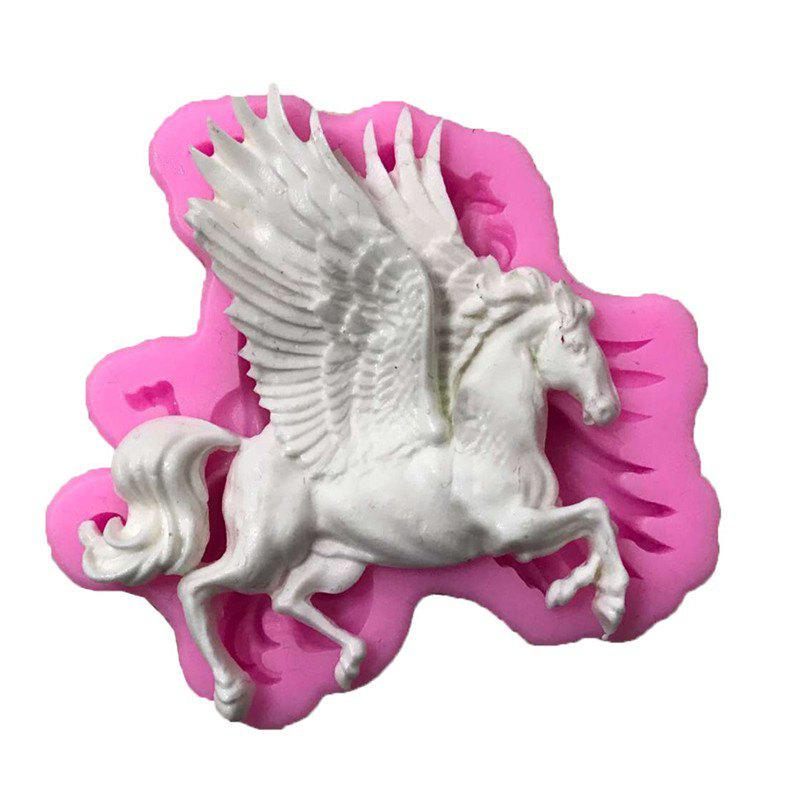 Aya Horse Cake Molds for Baking - PINK