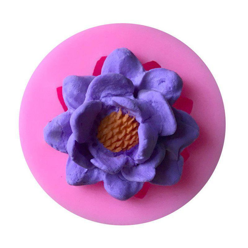 Aya Lotus Cake Molds for Baking - PINK