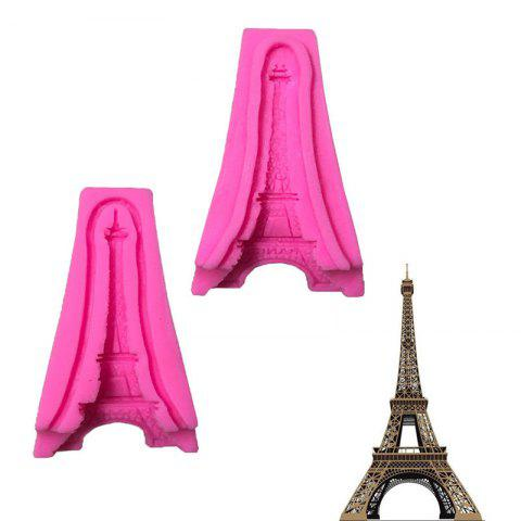 Aya Eiffel Tower Cake Molds for Baking - PINK