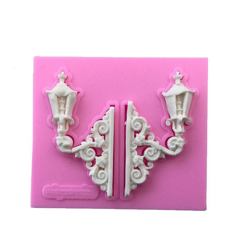 Aya Street Lamp Cake Molds for Baking - PINK