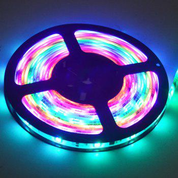 Waterproof ic2811 Led Strip Light 5M/ Roll Full Color Changing Lights - COLORFUL