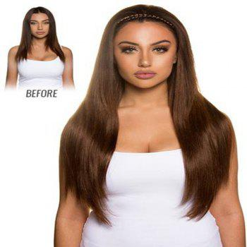 Todo Straight Wig 8-piece 18-clip Hair Extension - 22INCH 22INCH