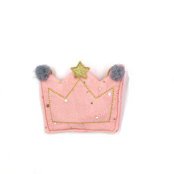 Crown Child Zero Wallet - PINK PINK