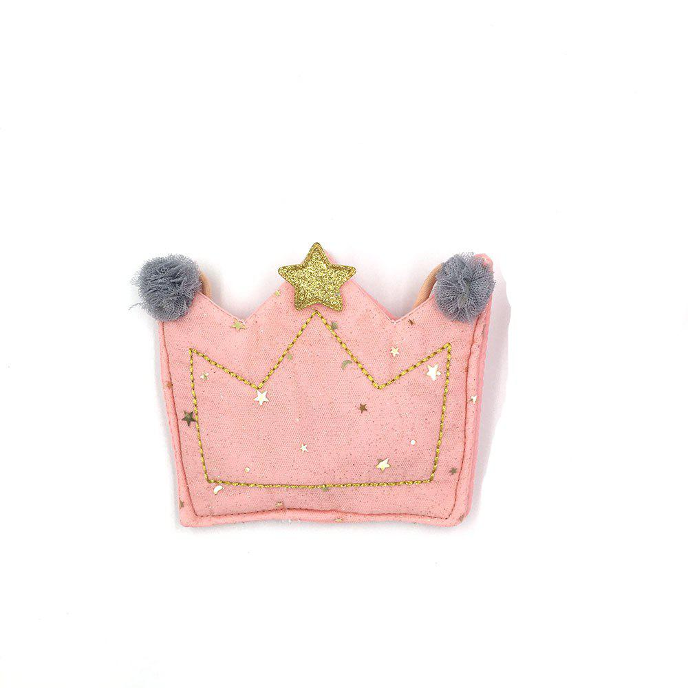 Crown Child Zero Wallet - PINK