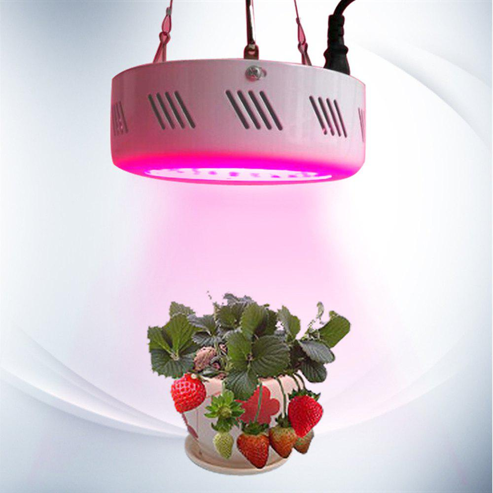Youoklight 1PCS 90W Ac100 - 265V Led Red + Red Light Miracle Plant Growing Bulb - WHITE US