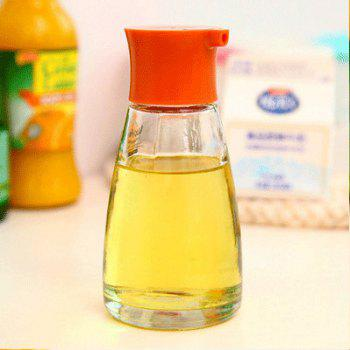 170ML Glass Flavored Bottle for Soy Sauce Oil Vinegar - RED RED