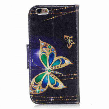 Big Butterfly Pu Phone Case for iPhone 6/6S - COLORMIX