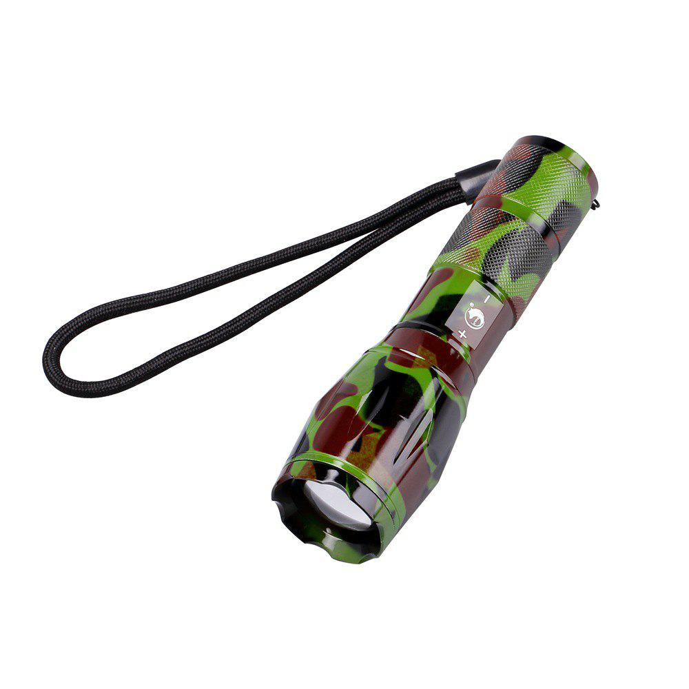 UKing Xml T6 1000LM 5 Mode Zoomable Camouflage Flashlight Torch sitemap 199 xml