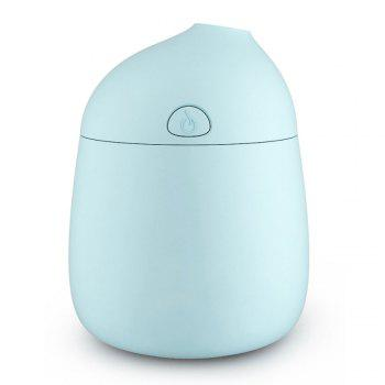 Mini Air Purifier Portable Spa Use Cool Mist USB Humidifier Without Plug - BLUE CHARGER