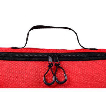 Sac 4pcs / Set Packing Cubes Travel Organizer - Rouge