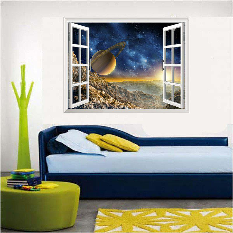 Home Decoration Creativity 3D Starry Sky Wall Stickers managerial creativity