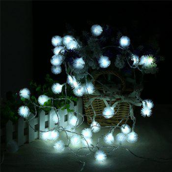 White Christmas Tree Lights Cheap Casual Style Online Free  - Christmas Tree Shaped Lights