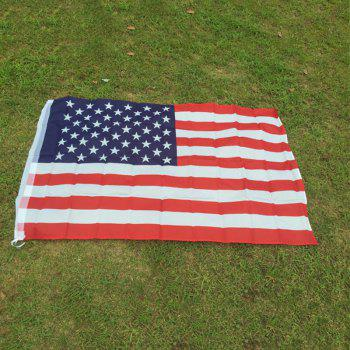 Yeduo Polyester USA United States American Flag 90 x 150cm - COLORMIX