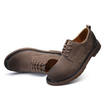 Wild Low To Help Martin Shoes Retro Casual Shoes - 43 43
