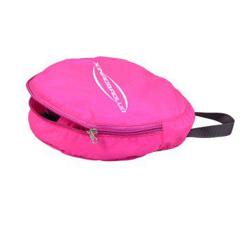 Superlight Promotional Polyester Travel Waterproof Duffel Bag -  PINK