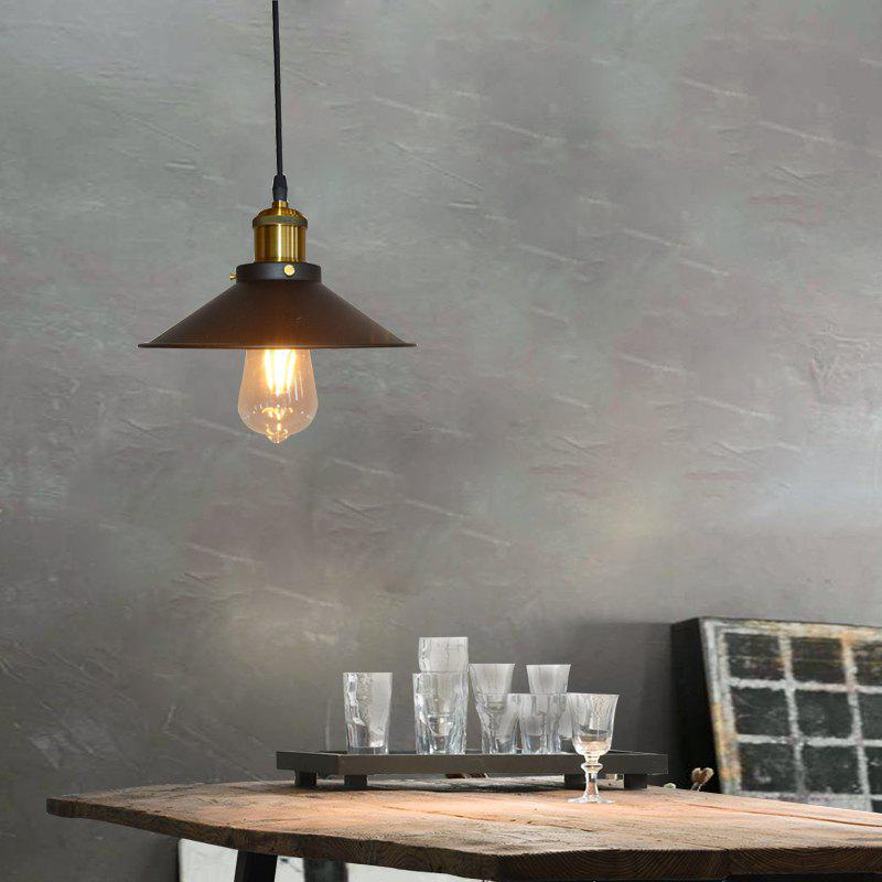 Everflower loft industrial warehouse pendant lights american country lamps vintage lighting for restaurant bedroom home decoration