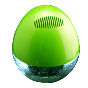 Smart Home Office Use Remove PM2.5 Water Purification Air Purifier - GREEN EU PLUG