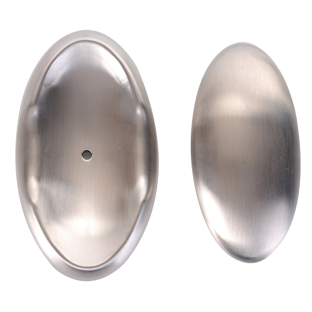 Stainless Steel Soap Dish Neutralises Unpleasant Odours - SILVER